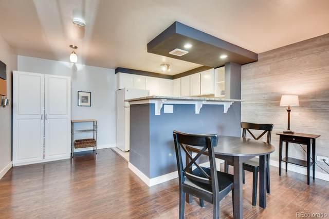 1366 Garfield Street #104, Denver, CO 80206 (#6220560) :: Wisdom Real Estate