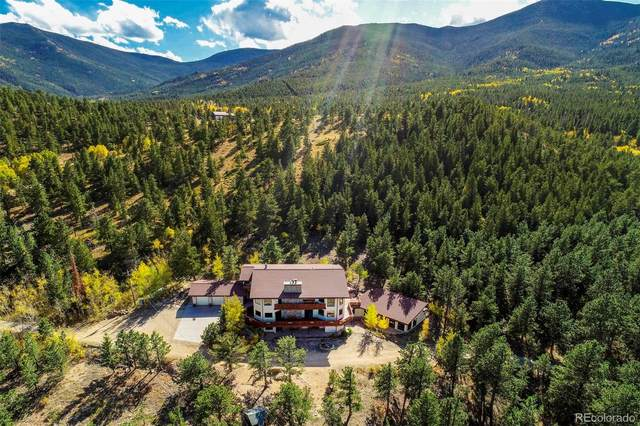 14321 Peak To Peak Highway, Allenspark, CO 80510 (MLS #6223593) :: Wheelhouse Realty
