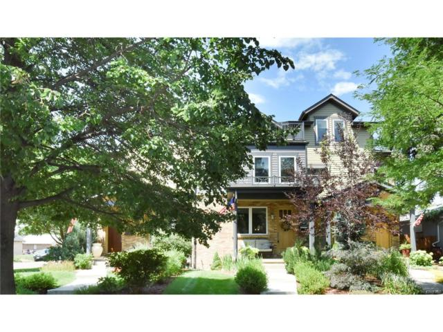 1887 S Sherman Street, Denver, CO 80210 (#6225807) :: Thrive Real Estate Group