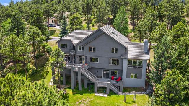 1764 Prima Lane, Evergreen, CO 80439 (#6228059) :: Bring Home Denver with Keller Williams Downtown Realty LLC