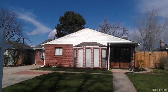 3070 Hudson Street, Denver, CO 80207 (MLS #6228296) :: The Sam Biller Home Team