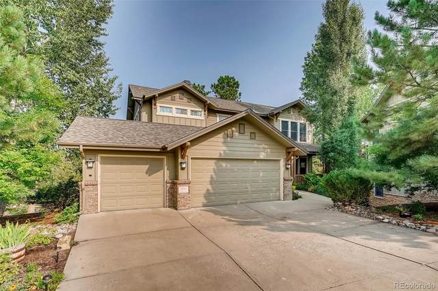 1015 Pinefield Lane, Castle Pines, CO 80108 (#6229190) :: Chateaux Realty Group