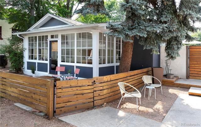 2109 York Street, Denver, CO 80205 (#6233265) :: Sultan Newman Group