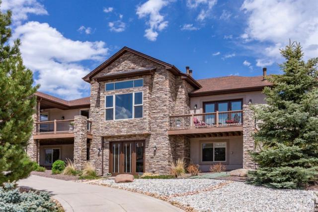 1457 Gentry Place, Castle Rock, CO 80104 (#6233330) :: House Hunters Colorado
