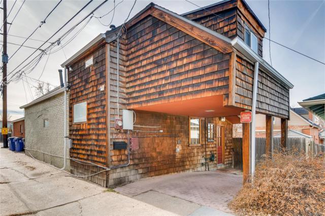 1212 S Emerson Street, Denver, CO 80210 (#6233668) :: Real Estate Professionals