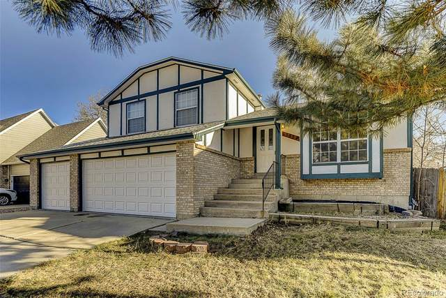 13834 W 66th Place, Arvada, CO 80004 (MLS #6234818) :: The Sam Biller Home Team