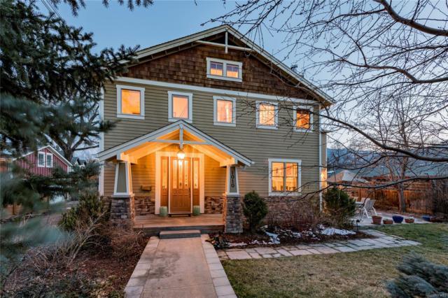 1010 Cedar Avenue, Boulder, CO 80304 (#6236405) :: Mile High Luxury Real Estate