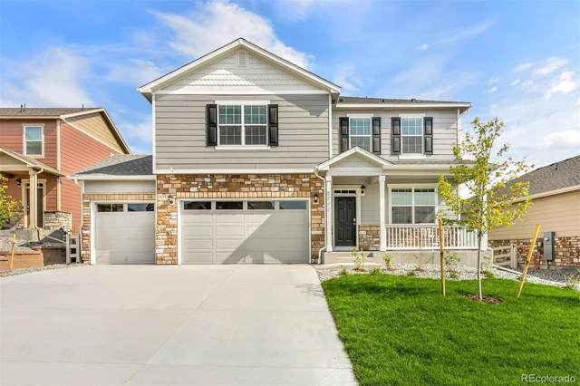 10463 Cottonwood Street, Firestone, CO 80520 (MLS #6240486) :: 8z Real Estate