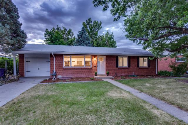 812 S Holly Street, Denver, CO 80246 (#6240921) :: Mile High Luxury Real Estate