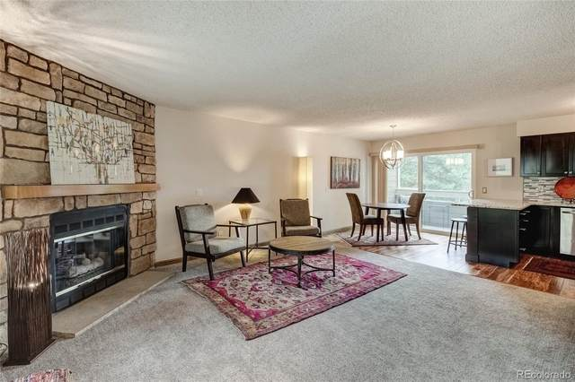 8759 W Cornell Avenue 22-8, Lakewood, CO 80227 (#6240977) :: Compass Colorado Realty
