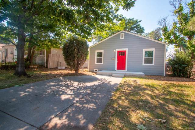 735 Perry Street, Denver, CO 80204 (MLS #6244831) :: Bliss Realty Group