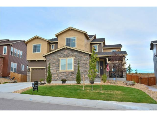 3769 Spanish Oaks Trail, Castle Rock, CO 80108 (MLS #6246357) :: 8z Real Estate