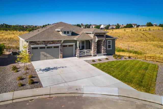 52 Stableford Place, Castle Pines, CO 80108 (#6257834) :: Compass Colorado Realty