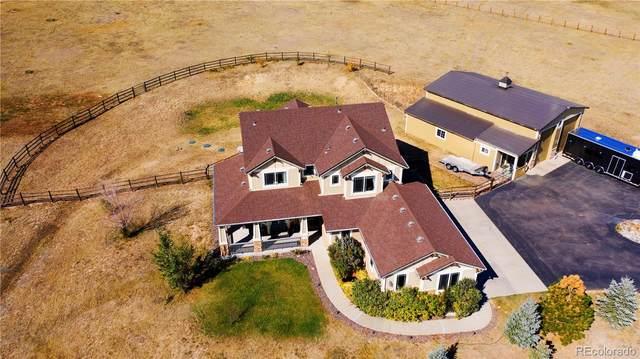 33315 Ridgeview Loop, Elizabeth, CO 80107 (#6261963) :: The HomeSmiths Team - Keller Williams