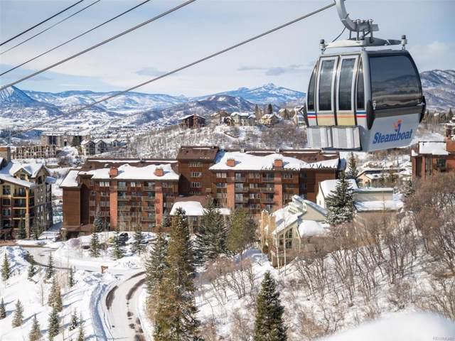 2420 Ski Trail Lane #105, Steamboat Springs, CO 80487 (#6261991) :: The Heyl Group at Keller Williams