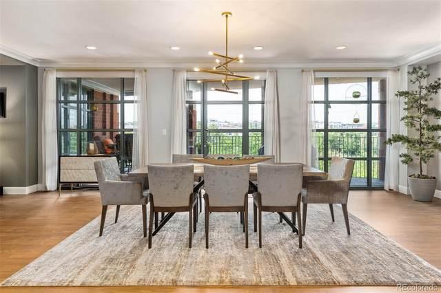 1590 Little Raven Street #408, Denver, CO 80202 (#6264699) :: Venterra Real Estate LLC