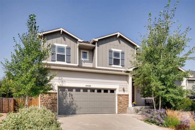 2500 Fairway Wood Circle, Castle Rock, CO 80109 (MLS #6267658) :: Kittle Real Estate