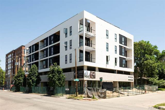 1790 N Gaylord Street #307, Denver, CO 80206 (MLS #6269110) :: 8z Real Estate