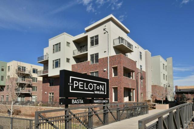3601 Arapahoe Avenue #404, Boulder, CO 80303 (#6274110) :: The Pete Cook Home Group