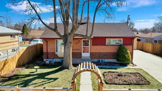 7820 Tejon Street, Denver, CO 80221 (#6280010) :: My Home Team