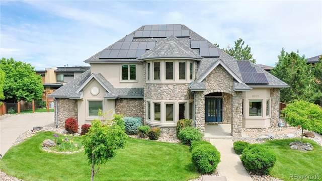 6915 E Bayaud Avenue, Denver, CO 80230 (#6280037) :: The Griffith Home Team