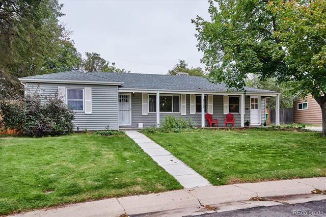 3002 S Holly Place, Denver, CO 80222 (#6281540) :: Sultan Newman Group