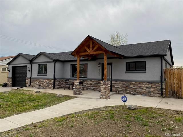 2341 93rd Avenue, Thornton, CO 80229 (#6283191) :: Mile High Luxury Real Estate