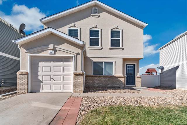 4547 Andes Street, Denver, CO 80249 (#6286960) :: The Heyl Group at Keller Williams