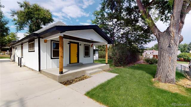 8885 W 64 Th Place, Arvada, CO 80004 (MLS #6289675) :: 8z Real Estate