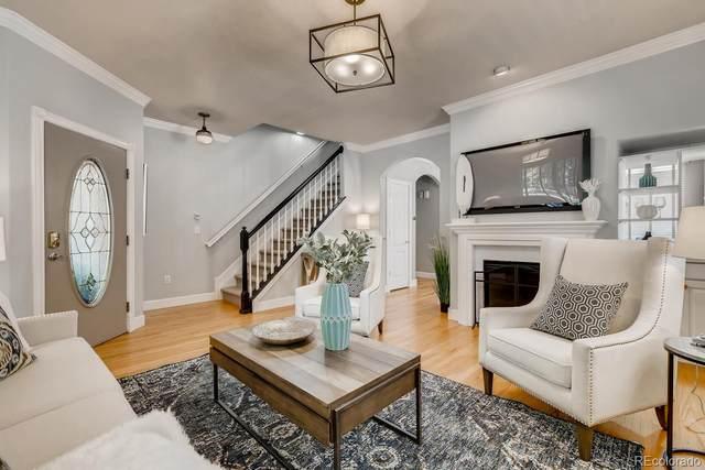 523 S Emerson Street A, Denver, CO 80209 (MLS #6289726) :: 8z Real Estate