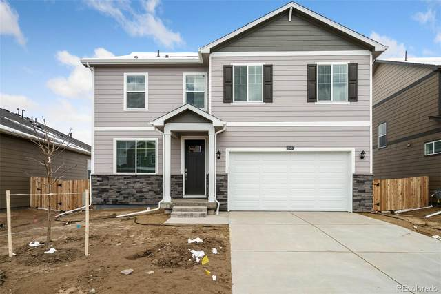 1236 Lily Mountain Road, Severance, CO 80550 (#6292458) :: Finch & Gable Real Estate Co.