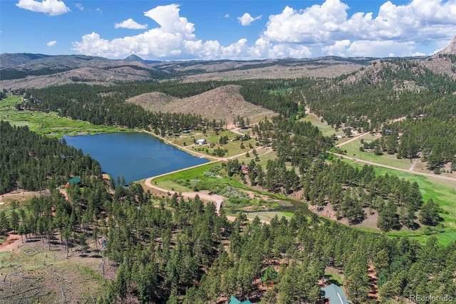 14764 Columbine Circle, Sedalia, CO 80135 (#6292547) :: James Crocker Team