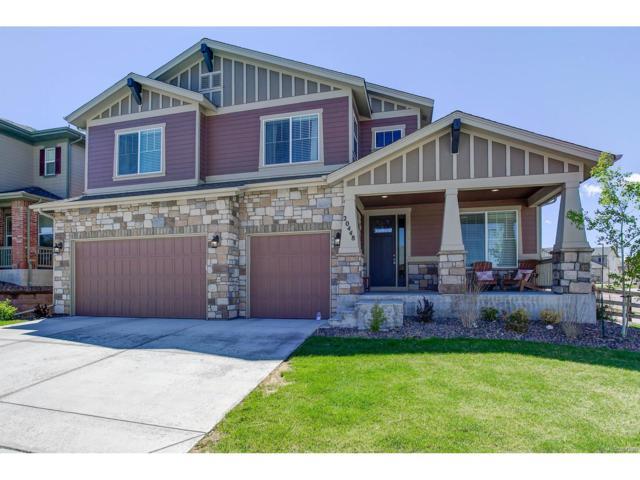 20448 Narrow Pine Lane, Parker, CO 80134 (MLS #6295095) :: 8z Real Estate
