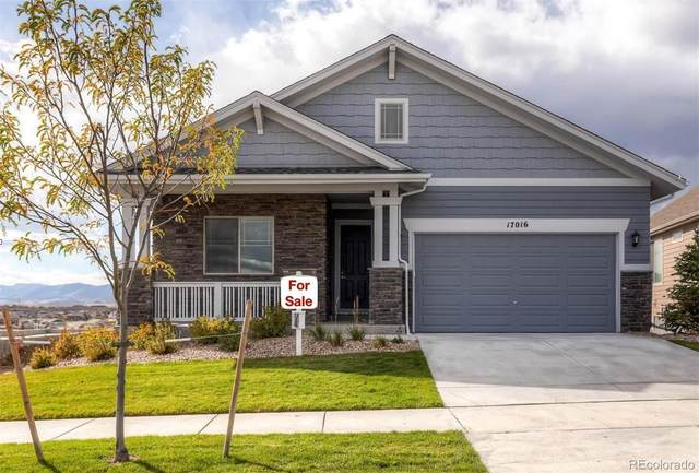 17016 W 85th Lane, Arvada, CO 80007 (#6297178) :: Compass Colorado Realty