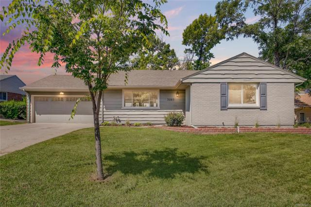 3083 S Holly Place, Denver, CO 80222 (#6301745) :: The Pete Cook Home Group