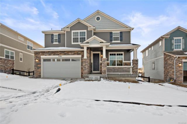 23811 E Minnow Drive, Aurora, CO 80016 (#6301874) :: The City and Mountains Group