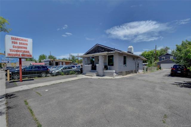 2532 S Broadway, Denver, CO 80210 (MLS #6305744) :: 8z Real Estate