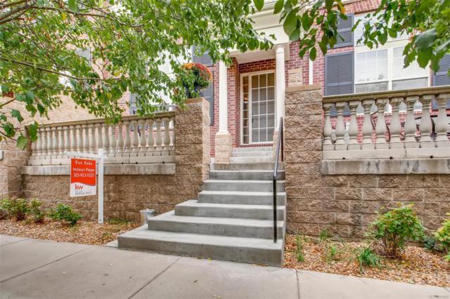 3757 S Dayton Street, Aurora, CO 80014 (#6307227) :: The Griffith Home Team