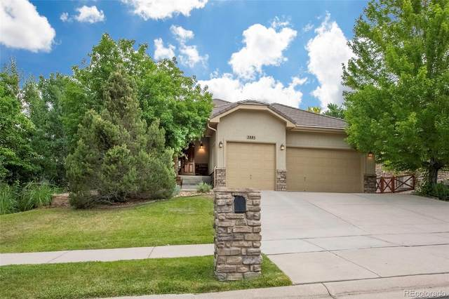 2885 W 115th Drive, Westminster, CO 80234 (#6308025) :: Berkshire Hathaway HomeServices Innovative Real Estate