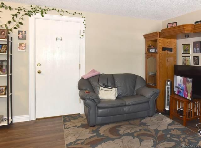 2101 S Josephine Street #108, Denver, CO 80210 (MLS #6310044) :: Bliss Realty Group