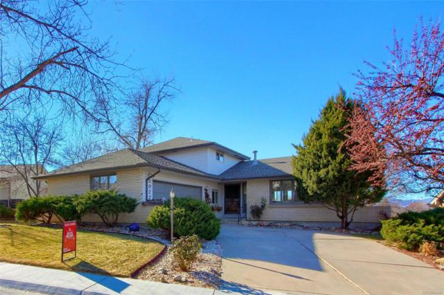 5022 W 103rd Circle, Westminster, CO 80031 (#6316210) :: The Heyl Group at Keller Williams