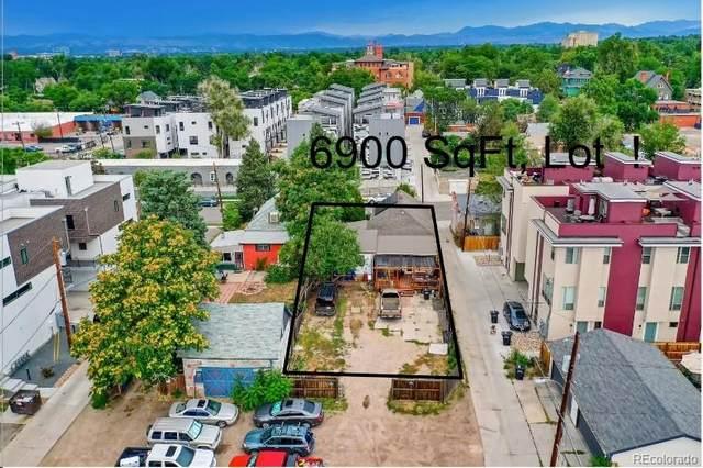 2330 Eliot Street, Denver, CO 80211 (MLS #6317981) :: 8z Real Estate