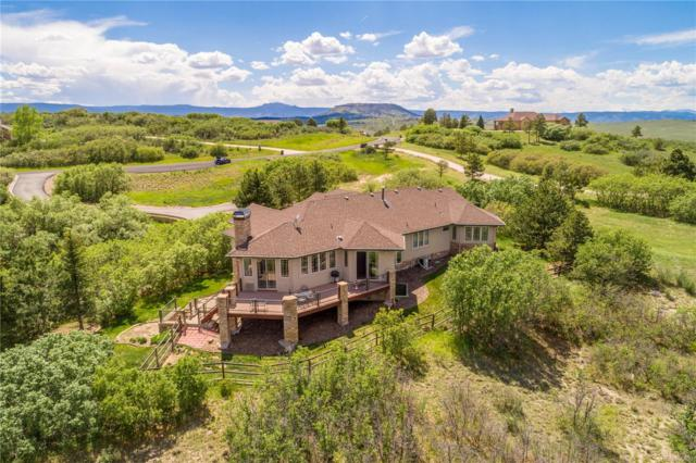 4078 Enchantra Circle, Castle Rock, CO 80104 (#6319240) :: Bring Home Denver with Keller Williams Downtown Realty LLC
