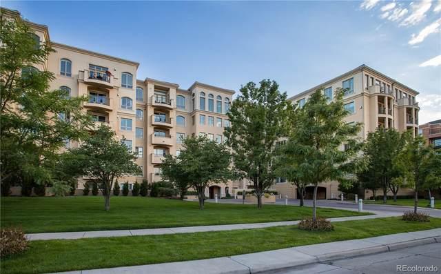2500 E Cherry Creek South Drive #607, Denver, CO 80209 (#6319383) :: The Brokerage Group
