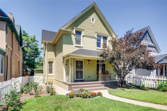 1109 E Alameda Avenue, Denver, CO 80209 (#6319512) :: HomeSmart Realty Group