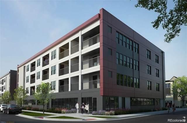 2877 W 52nd Avenue #205, Denver, CO 80221 (#6324063) :: The Artisan Group at Keller Williams Premier Realty