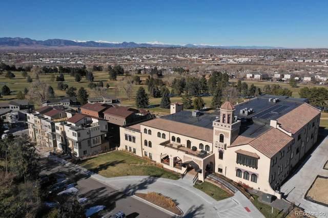 5045 W Vrain Street 24W, Denver, CO 80212 (#6330749) :: Real Estate Professionals