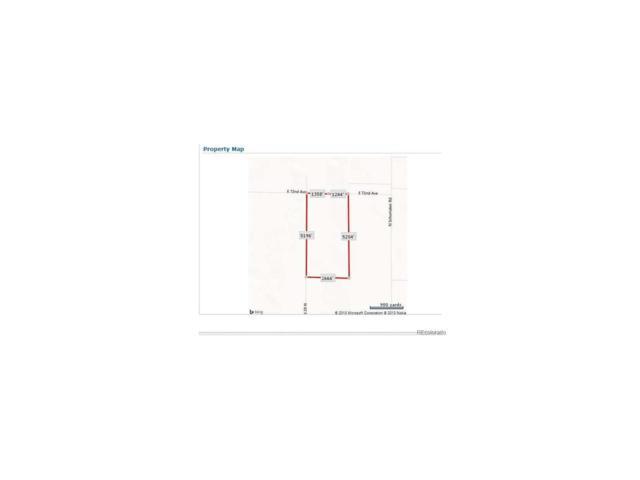 Peterson Road, Watkins, CO 80221 (MLS #6331795) :: 8z Real Estate