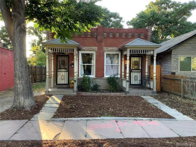 317 Delaware Street, Denver, CO 80223 (#6332009) :: Mile High Luxury Real Estate