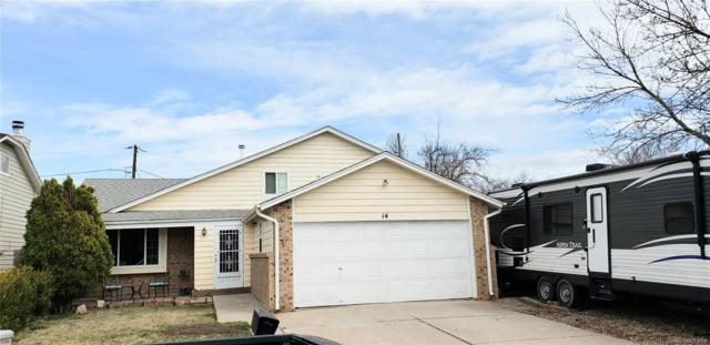 14 Quay Street, Lakewood, CO 80226 (MLS #6332317) :: Colorado Real Estate : The Space Agency